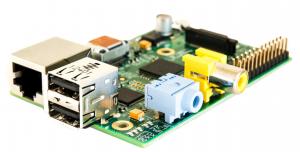 RaspberryPI model B